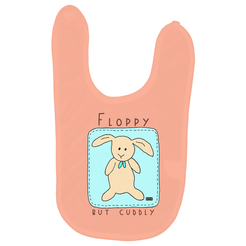 Baby Love Baby Bib - Floppy but Cuddly