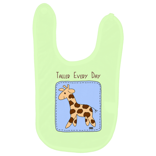 Baby Love Baby Bib - Taller Every Day
