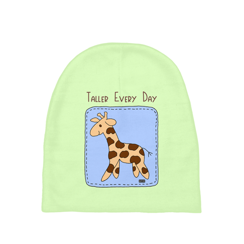 Baby Love Baby Beanie - Taller Every Day
