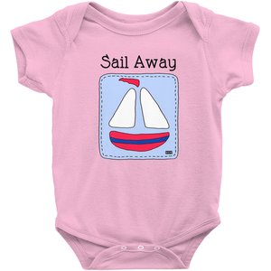 Baby Love Onesies - Sail Away