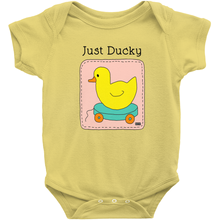 Baby Love Onesies - Just Ducky