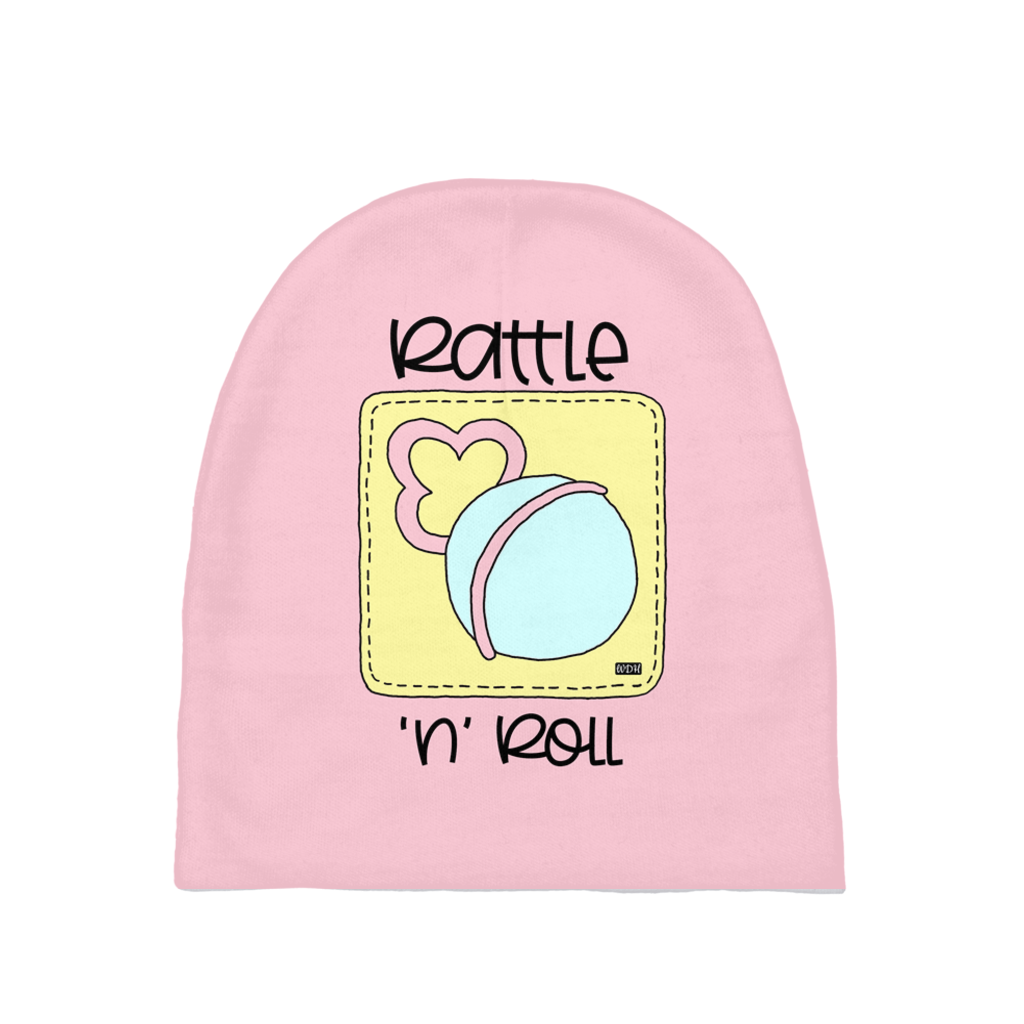 Baby Love Baby Beanie - Rattle 'n' Roll