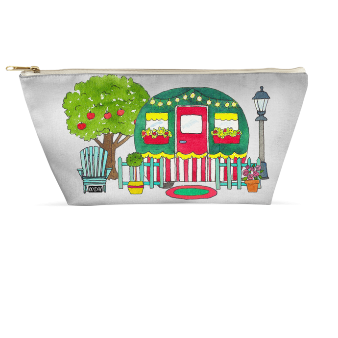 RV Happy Accessories Pouch - Cute Cottage