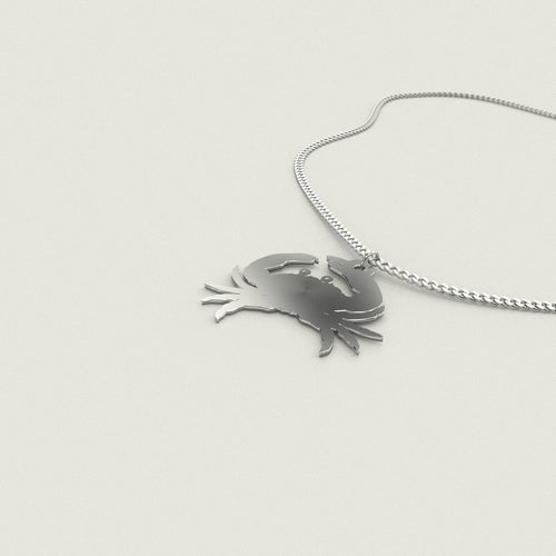 Sea Dreams - Crab Necklace