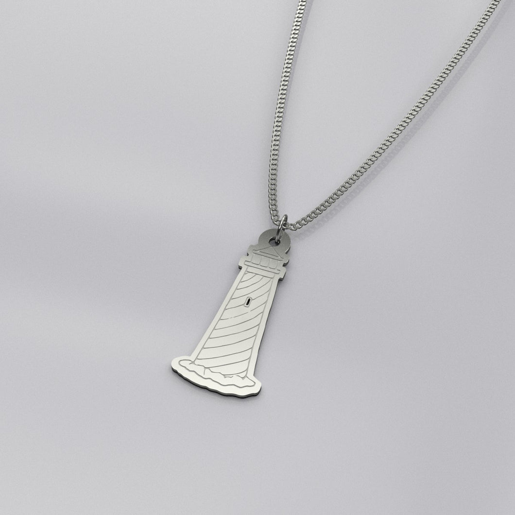 Sea Dreams Lighthouse Necklace