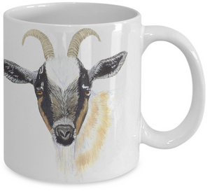 Summer Bay Farm - Gilbert the Goat Coffee Mug