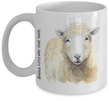 Summer Bay Farm - Sherlock the Sheep Coffee Mug