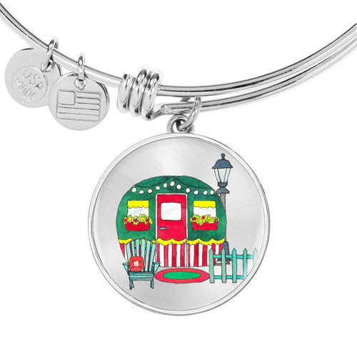 RV Happy Cute Cottage Bracelet
