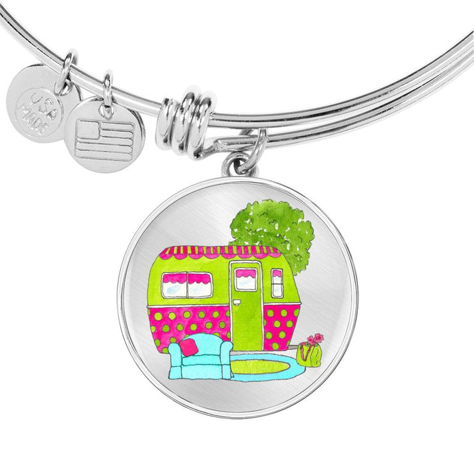 RV Happy Glamping Up Bracelet