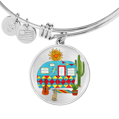 RV Happy Desert Heat Bracelet