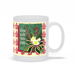 Florissima Coffee Mug - Silent Night