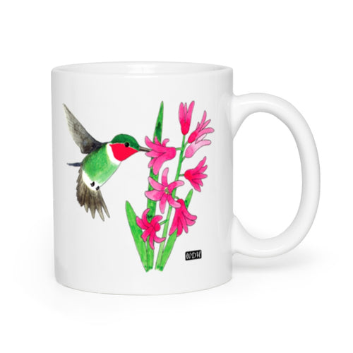 Bird Songs Hummingbird Coffee Mug
