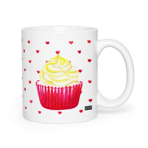 Hey Cupcake Lemon Lick Coffee Mug