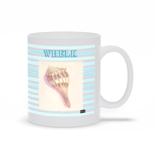 Sea Dreams Coffee Mug - Whelk