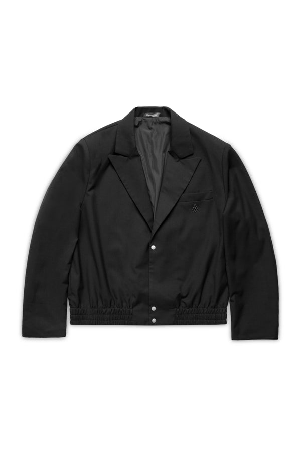 Blouson Jacket - Black