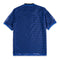 Blue & Black Fish Net Mesh T-Shirt