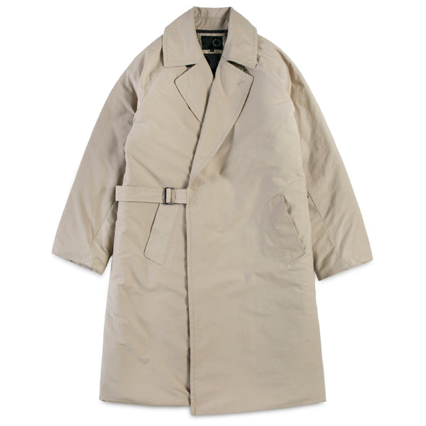 Nunique Trench Coat with Dexfil Cotton Layer