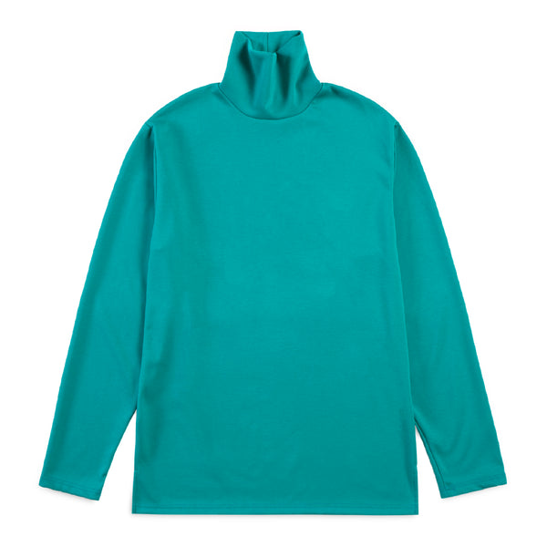 WE:ED Colorful Turtleneck Long Sleeves T-Shirt