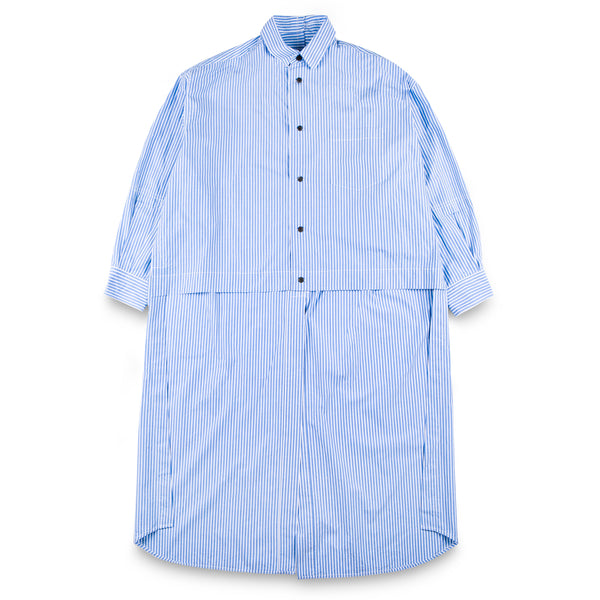 MADMAD Long Shirt with Shorter Front
