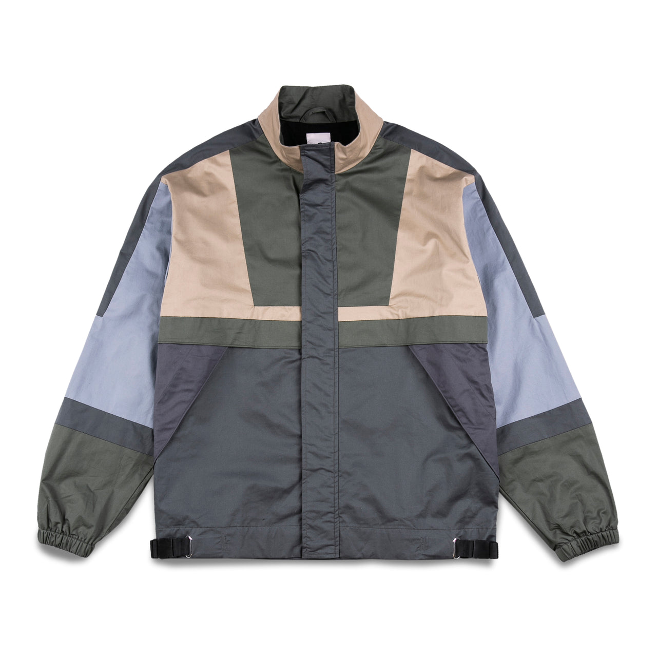 New Studio Colour-Block Windbreaker