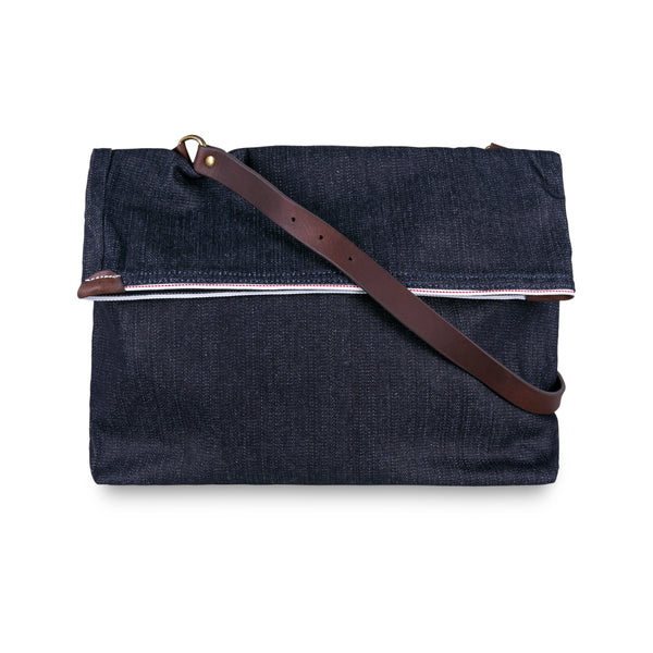Triffer Demin Cross Bag
