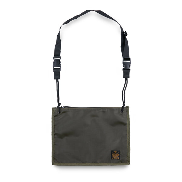 Triffer Travel Document Bag, Hunter Green