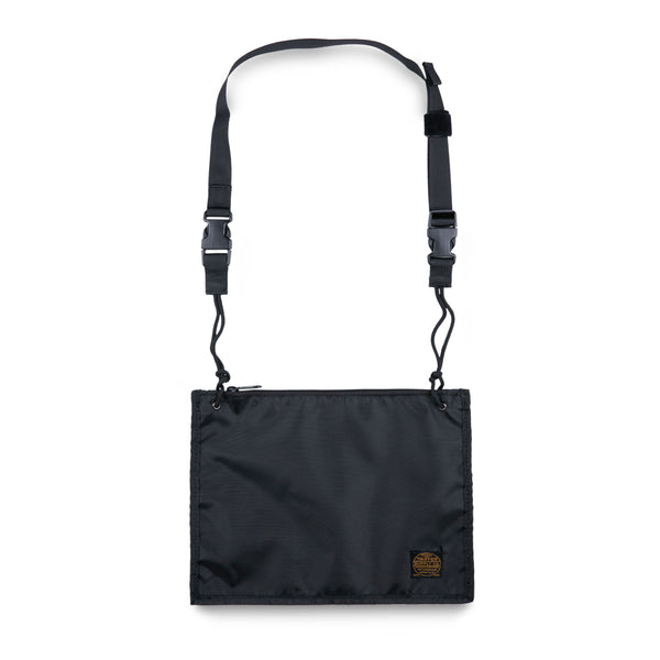 Triffer Travel Document Bag, Black
