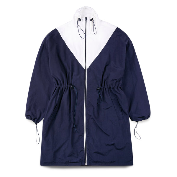 Jianfute Long Windbreaker