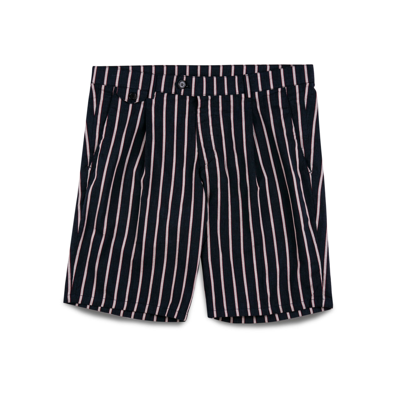 MarsPeople Striped Shorts
