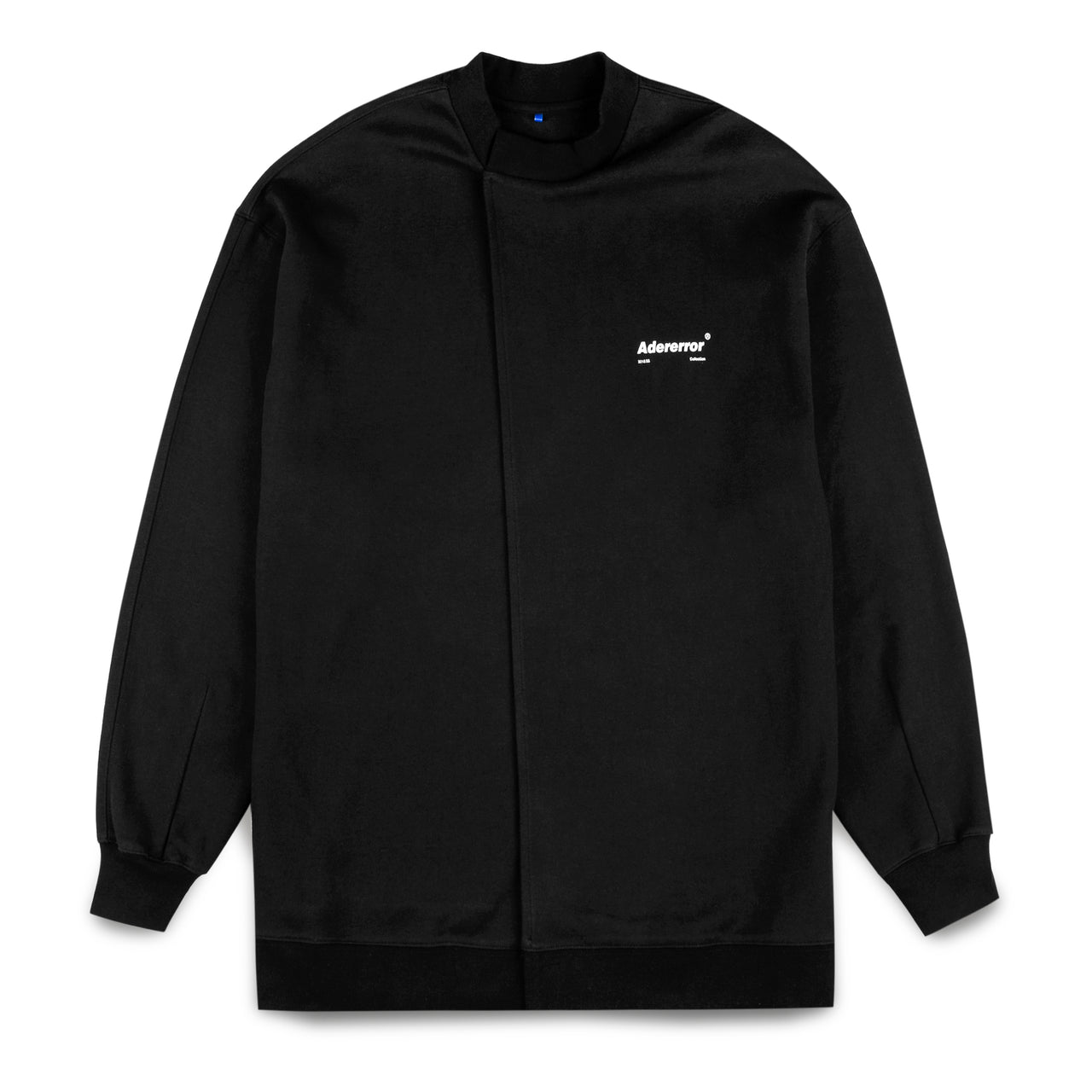 Adererror Placket Sweatshirt