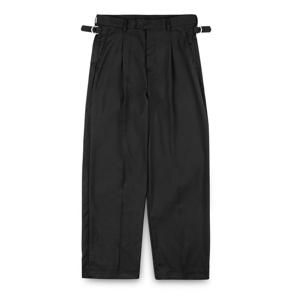 Coin Garments Wide Straight Leg Pants