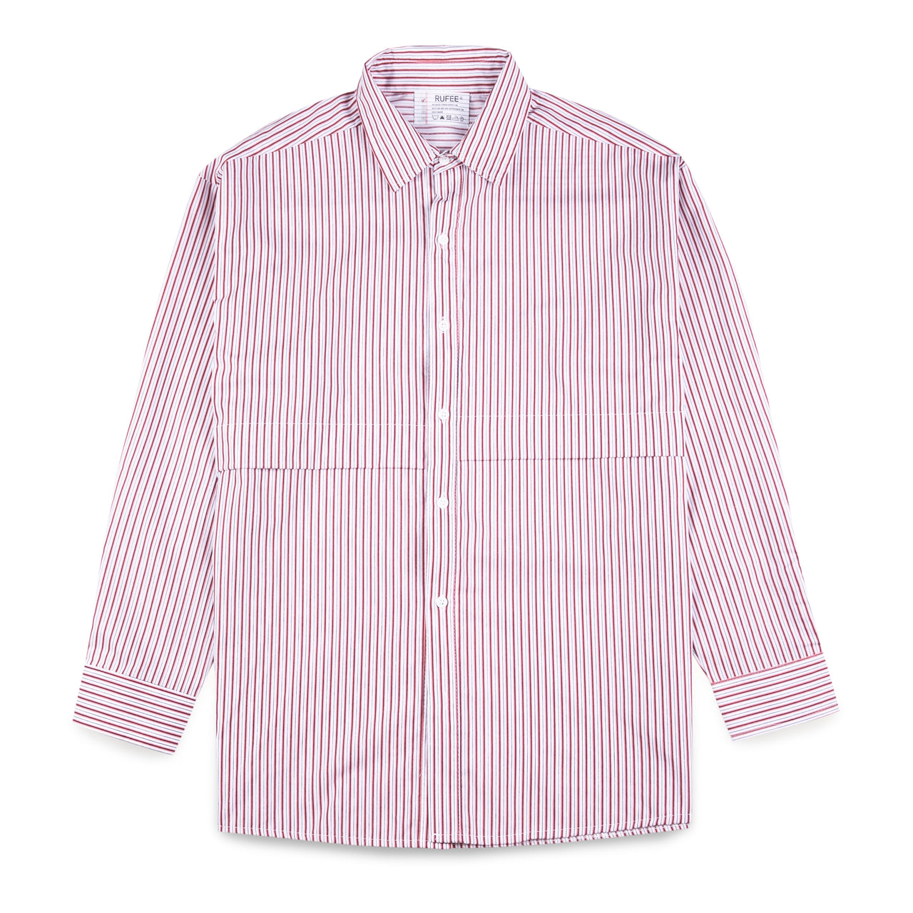 Rupee Pink Stripped Shirt