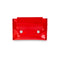 Geono PVC Card Holder, Red