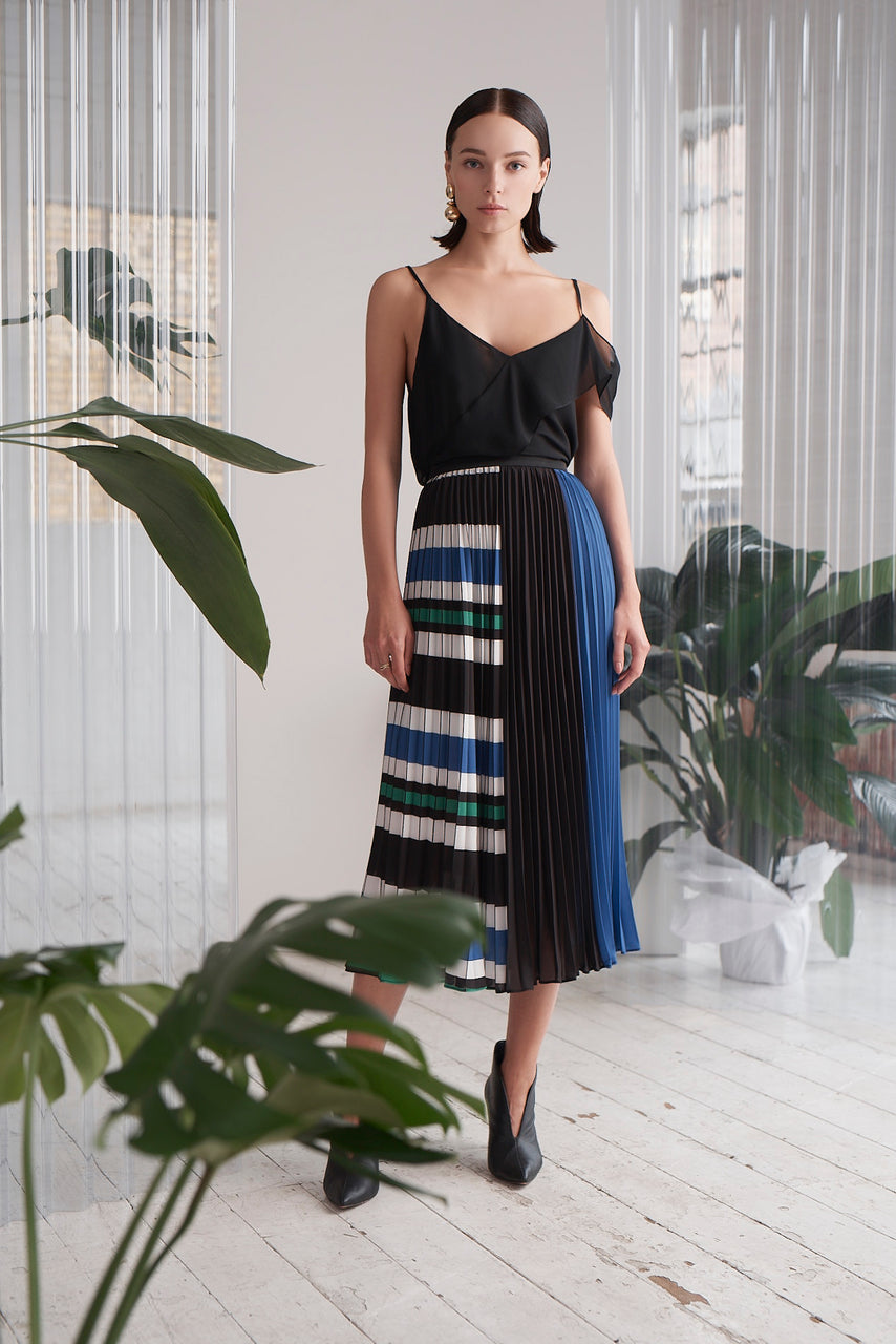 Vertical Vibes Skirt