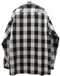 Checker Shirt with Chain