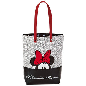 Disney Minnie Mouse Faux Leather Tote Bag