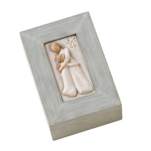 Mother and Daughter Memory Willow Tree Box