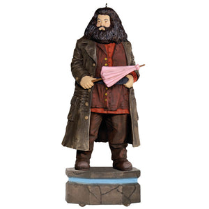 Hallmark Harry Potter™ Collection Rubeus Hagrid™ Ornament With Light and Sound