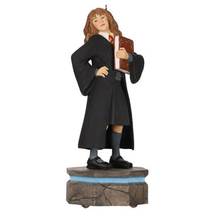 Hallmark Harry Potter™ Collection Hermione Granger™ Ornament With Light and Sound