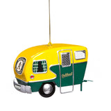 MLB Oakland Athletics Camper Ornament