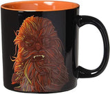Vandor Solo: A Star Wars Story Coffee Mug Chewbacca 20oz
