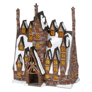 Department 56 Wizarding World of Harry Potter Village The Three Broomsticks Lighted Building