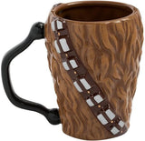 Vandor Star Wars Chewbacca 20 oz. Sculpted Ceramic Mug