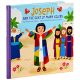 Hallmark Joseph and the Coat of Many Colors Book