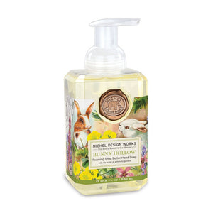 Michel Design Works Bunny Hollow Foaming Hand Soap