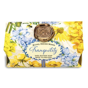 Michel Design Tranquility Large Bath Soap Bar