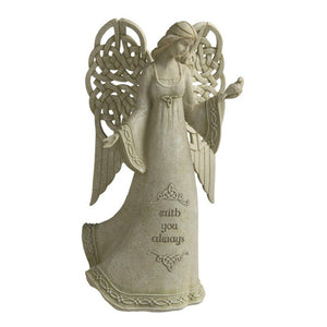 Angel Statue With You Always