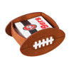 NFL San Francisco 49ers Felt Football Napkin Holder Gift Set