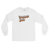 Retro Script Long Sleeve T-Shirt