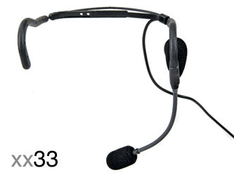 SJ33 - Headworn Microphone